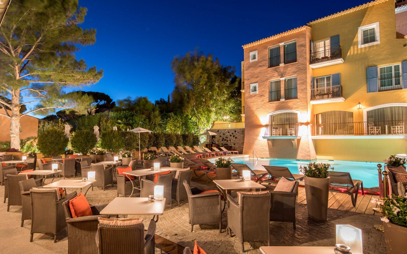 finest selection 8ab8d f5a2a Hôtel Byblos Saint-Tropez - Palace - Hôtel 5 étoiles Luxe ...
