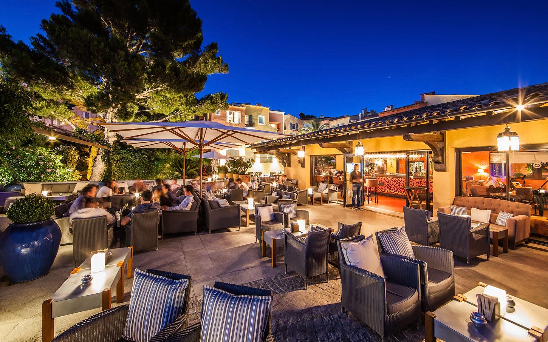 H tel byblos saint tropez palace h tel 5 toiles luxe for Bistro hotel