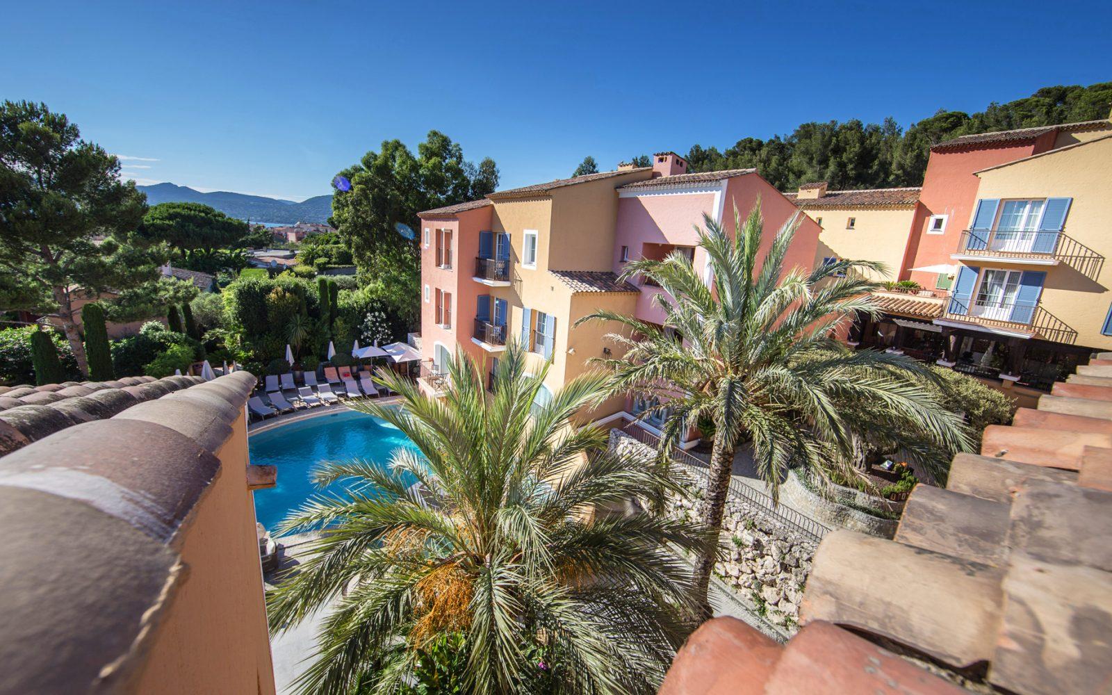 Hotel Des Lices Saint Tropez