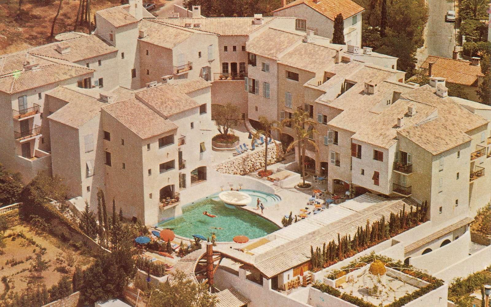 Hotel Palace Saint Tropez